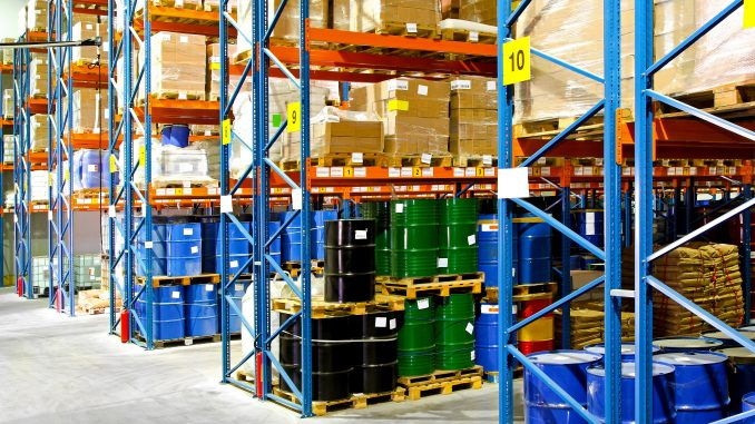 Common Types of Parts Storage Shelving | American Environics