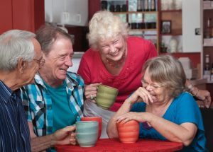 Social connections are crucial to seniors