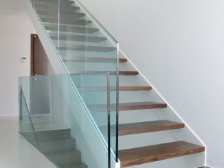 stairs with treads