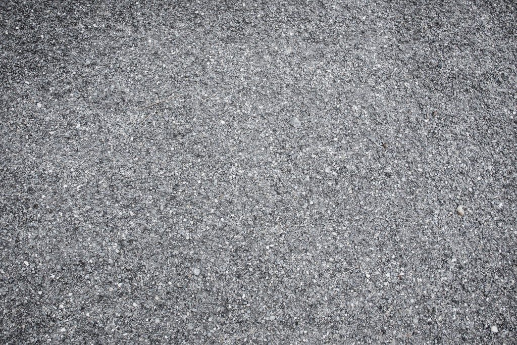 coated asphalt