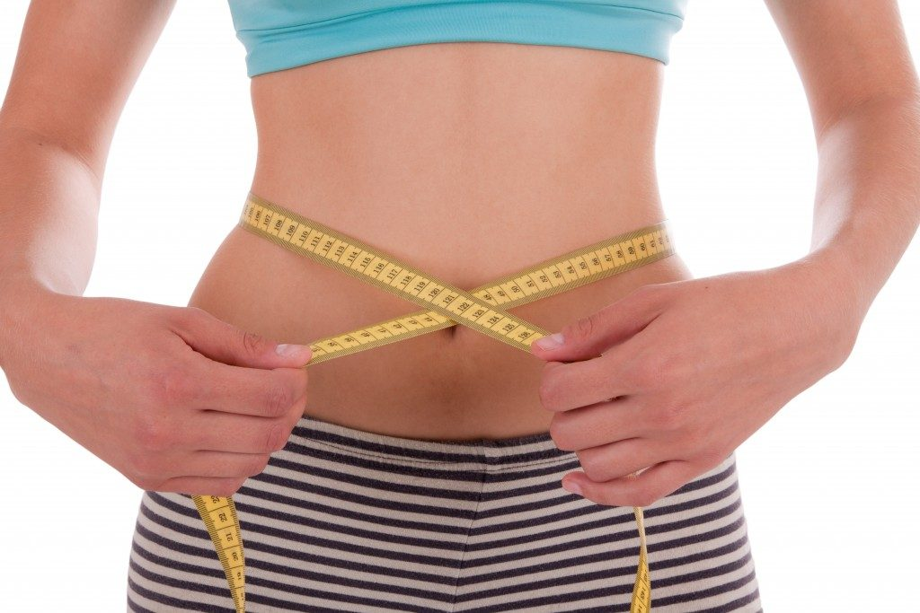 loose weight the healthy way